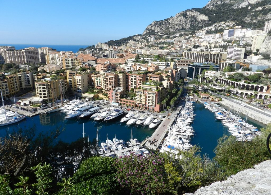 Monaco is home to one of the oldest and most exciting car races in the world.